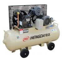 Automatic 10 Bar Low Pressure Piston Air Compressor V Type 0.8 M3/min Output