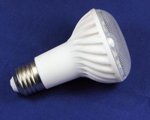 China 9W R60 E27 led spotlights recessed led lamps led bulb ceramic led reflector neon light on sale