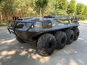 China Land Water Amphibious Vehicle Boat All-Terrain ATV Buggy Car Fishing For Sale on sale