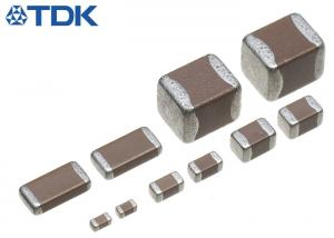 China TDK Multilayer Ceramic Chip Capacitor C Series General (Up to 50V) 0402,0603,1005,1608,2012,3216,3225,4532,5750 on sale