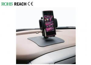 China Adjustable Silicone Material Mobile Phone Sticky Vehicle Mount Holder on sale