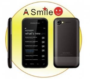 China Cheap! android phones L621 OS 2.3 Unlocked Dual SIM+TV+WIFI+AGPS supplier