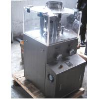 Small Automatic Single Punch Rotary Tablet Press Machine For Chemical / Foodstuff