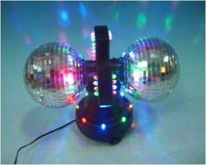 China LED mirror light,LED mirror ball, LED mirror disco light,LED rotating mirror ball on sale