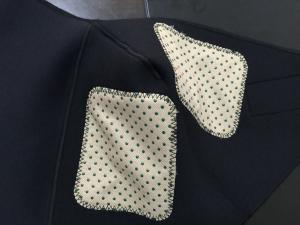 China Promote Blood Circulation Shoulder Support Brace With Tourmaline Cloth Fabric on sale