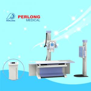 China 200mA medical X-ray equipment | price of statioanry x ray system (PLX160) on sale