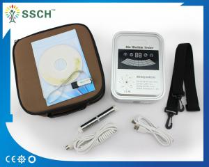China Clinical Biochemistry Sub Health Analyzer / Quantum Magnetic Resonance Body Test Machine on sale