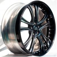 VOSSEN 3pc custom forged aluminum wheel for Land Rover LG3-020