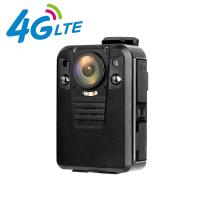 4G Body Worn Camera Video Recorder Digital Camera Mini Security Camera with GPS & WIFI