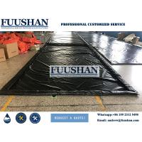 20m*10m TPU and PVC Oil Spill Containment Berm