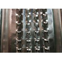 0.18-0.57mm Thickness Galvanized High Ribbed Formwork  For Building