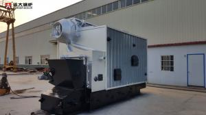 China Compact Structure Work Safety Industrial Steam Boiler 2 Ton Bagasse Fired on sale