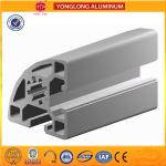 China Industrial useage aluminum extrusion profiles for industrial / anodizing profiles wholesale