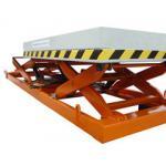 неподвижные 1.2m промышленные Scissor подъем, воздушная платформа гидровлический подниматься для мастерской