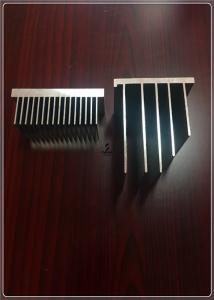 China Aluminum Extruded Anodized Heatsink Profiles,6063 Aluminum Extrusion For Led Product on sale