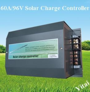China Solar charge controller 96V120A to 12V10A on sale