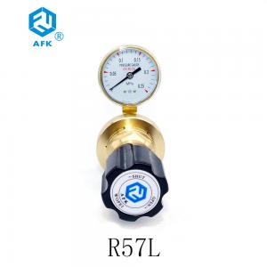China Single Stage Low Pressure Brass Natural Gas Pressure Regulator on sale