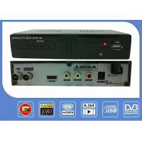 AFGHAN TV BOX T2  High RF Signal Sensitivity DVB-T2 with Philip RF Amplifier Support AC / DC Power Supply