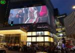 Outdoor Advertising 90 Degree Led Display P10 Corner LED Display