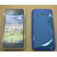 China huawei Ascend Y300 S LINE silicon tpu gel case cover skin funda capa estuch Hulle Coque on sale