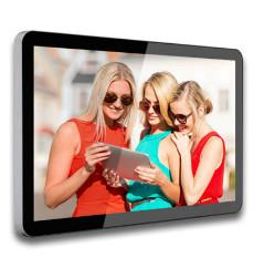 China 32 Inch HDMI Output Lcd Advertising Player , Remote Control Lcd Advertising Display Screen on sale