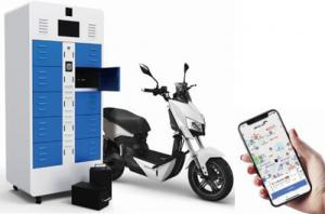 China 60V 26Ah Li-ion Battery For Electric Moped Scooter on sale