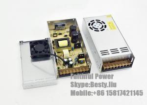 China Aluminium 12V 24V 400W IP20 LED Light Transformer 33A 16.5A LED Strip Transformer on sale