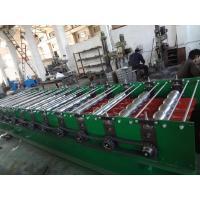 6.3T Roof Panel Roll Forming Machine Tile Edge Grinding Machine 220V 380V 400V 480V