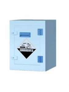 China Clean Room Acid Alkaline Safety Corrosive Storage Cabinet For Liquids 12 Gallon on sale
