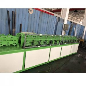 China Customized Fly Saw Cutting Shutter Door Roll Forming Machine Shutter Door Series Machine on sale