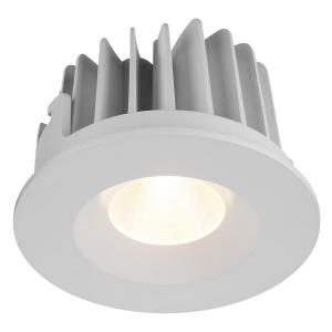 Quality White Color 2700K 37V LED Recessed Downlight 30W For Indoor / Outdoor Using for sale