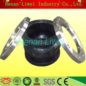 China rubber expansion joint manufacturing expert Henan Liwei on sale