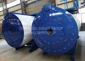 China High Efficiency Industrial Gas Fired Steam Boiler For Industrial Using 1-20t/H on sale