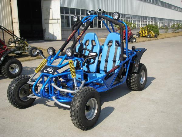 Cvt 4 Wheeler Kandi Go Kart Spider Style Buggy 150cc Automatic For