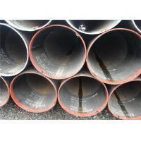 Heat Resistant LSAW Large Diameter Steel Tube API 5L Gr.B X42-80 PSL1 For Fluid Pipe