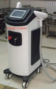 China Q-Switched Yag Laser Hair Removal Machine Permanent with Multi-function on sale