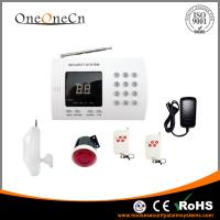 Home Security PSTN Burglar Alarm System Smart With Auto dialer