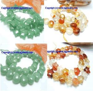 China Jade and Agate Semi-Precious Stone on sale