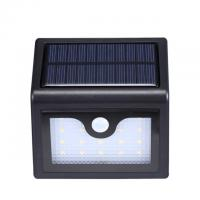 China PIR Solar Powered Motion Sensor Light For Outdoor Garden Fence Wall Patio on sale