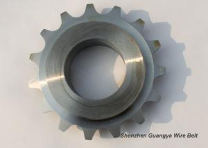 Quality Double Pitch Stainless Steel Sprockets For Roller Transmission Chain Custom for sale