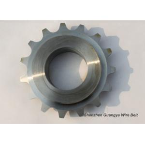 Quality Double Pitch Stainless Steel Sprockets For Roller Transmission Chain Custom Design for sale