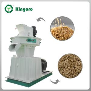 China Wood Pellet Machine for Agricultrural Straw on sale
