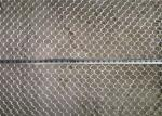 22 Gauge PVC Coated Chicken Wire Mesh Customized Color With Strengthening Wire