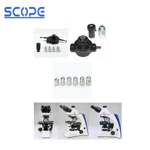 China Trinocular Biological Microscope , Life Science Microscope Fit Bright Field Observation on sale