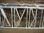 Customized Size Cattle Headlock Feeder For Farm Barn / Farming Field Acid Resistance
