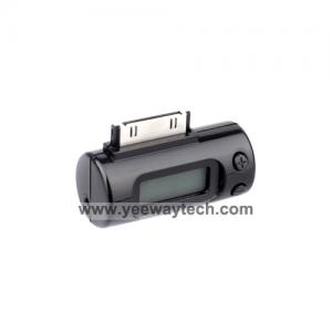 China Car FM Transmitter and Remote Control for iPhone and iPod on sale
