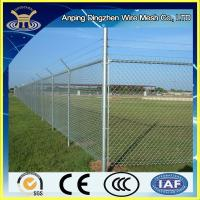China High quality used chain link fence for sale made in China on sale