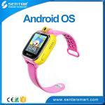 China V83 Europen Fashion Gps Kids Security Watch, 3G Gps Tracker Watch, Gps Watch Google Map wholesale