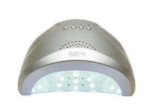 China Rechargeable UNONE LED Light Nail Dryer Uv Led Nail Lamp 24W 48W  High Power on sale
