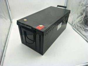China 24V 100Ah Lithium Iron Phosphate Battery built-in BMS For Solar Energy Storage, MotorHome supplier